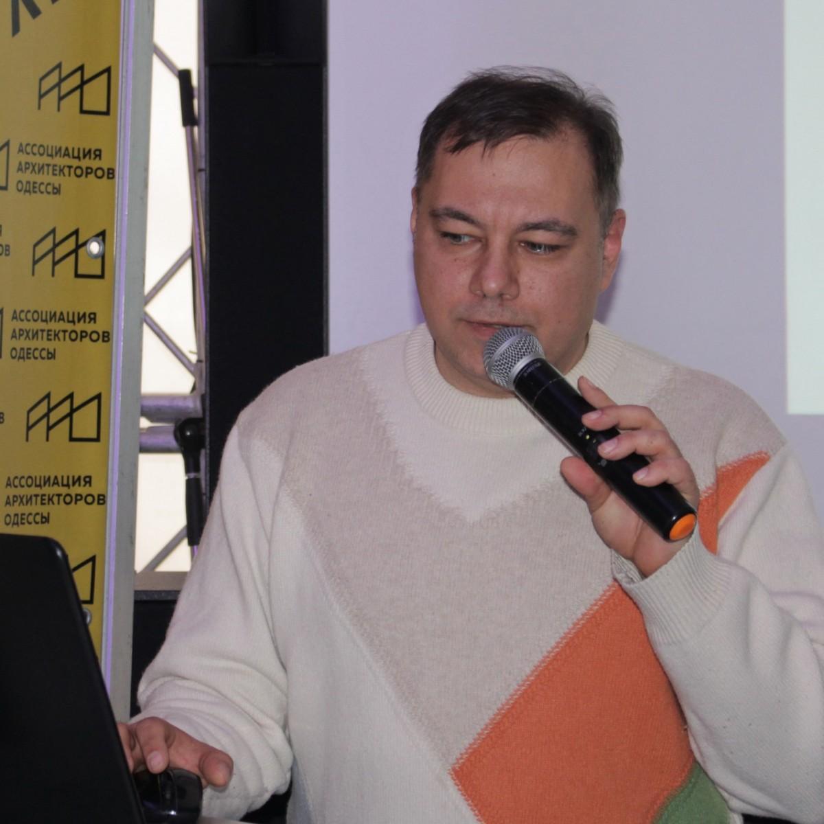 Сергей Космин, преподаватель Autodesk